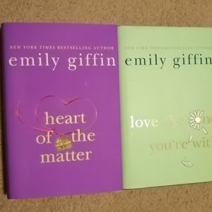 Other - Emily Giffin Book Bundle
